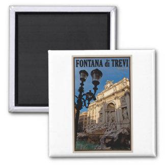 Rome - Trevi Fountain Refrigerator Magnets