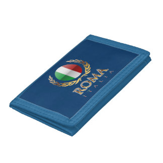 Rome Tri-fold Wallet