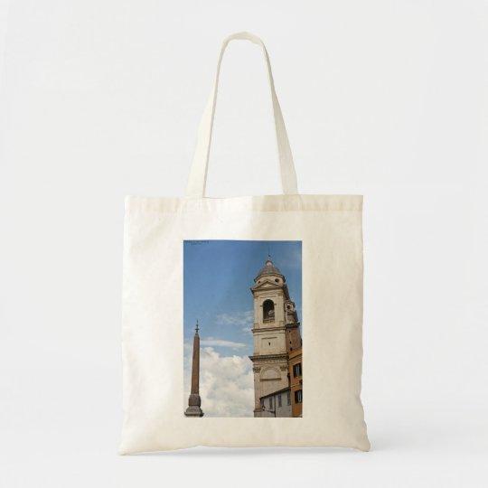 Rome - Trinita Dei Monti - Spanish Steps Tote Bag