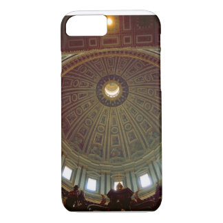 Rome, Vatican, Dome of St Peter's Basilica iPhone 7 Case
