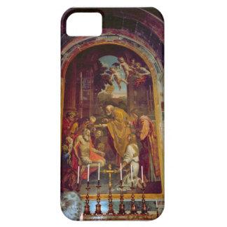 Rome, Vatican, Side Chapel, St Peter's Basilica iPhone SE/5/5s Case