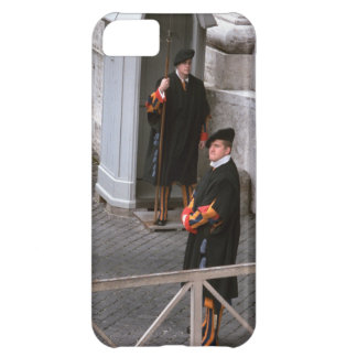 Rome, Vatican, Swiss Guard Cover For iPhone 5C