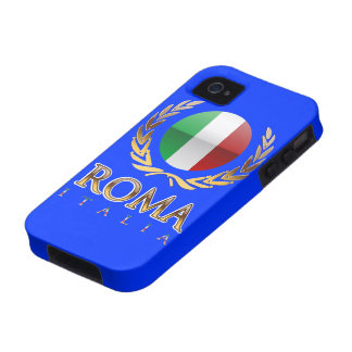 Rome Vibe iPhone 4 Cases
