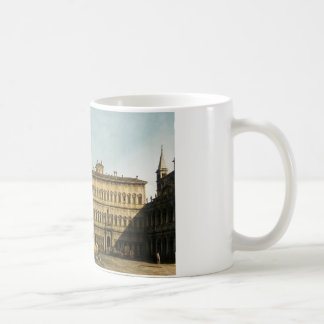 Rome: View of the Piazza di San Giovanni Coffee Mug