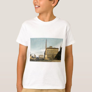 Rome: View of the Piazza di San Giovanni T-Shirt