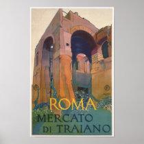 Rome Vintage travel booklet