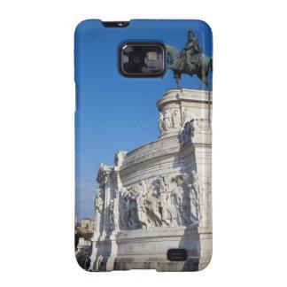 Rome, Vittorio Emanuele Monument Galaxy S2 Case