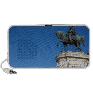 Rome, Vittorio Emanuele Monument iPhone Speaker