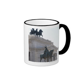 Rome. Vittorio Emanuele monument Mug