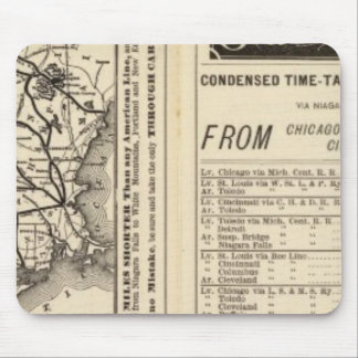 Rome, Watertown and Ogdensburg Railroad 2 Mouse Pad