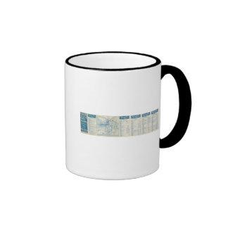 Rome, Watertown and Ogdensburg Railroad Ringer Mug
