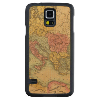 Rome Carved® Maple Galaxy S5 Slim Case