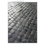 RomeCobble02 Stationery Note Card