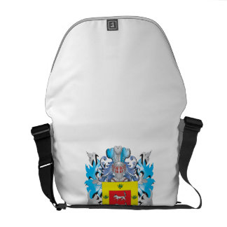 Romei Coat of Arms - Family Crest Courier Bags