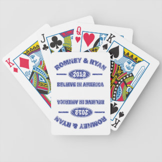 Romeny Ryan Bicycle Playing Cards