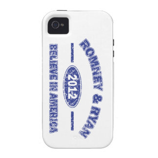 Romeny Ryan Case-Mate iPhone 4 Cover
