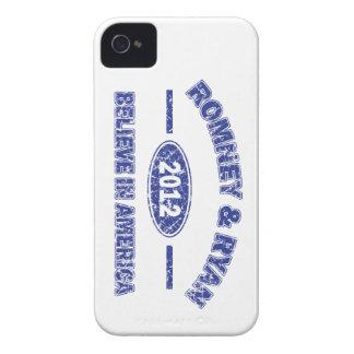 Romeny Ryan iPhone 4 Case