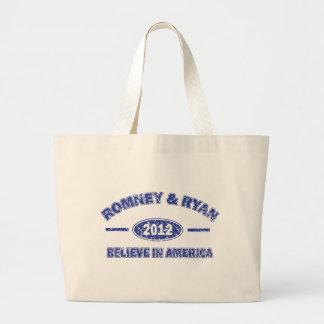 Romeny Ryan Large Tote Bag