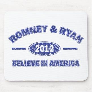 Romeny Ryan Mouse Pad