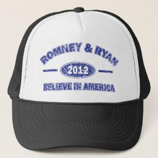 Romeny Ryan Trucker Hat