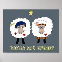 Romeo and Eweliet Poster