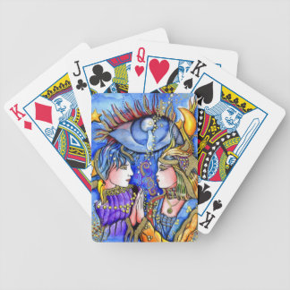 Romeo and Juliet Bicycle Playing Cards