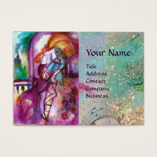 ROMEO AND JULIET BUSINESS CARD