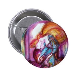 ROMEO AND JULIET PINBACK BUTTONS
