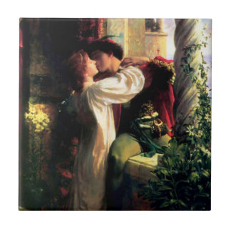 Romeo and Juliet Ceramic Tile
