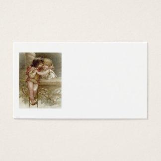 Romeo And Juliet Frances Brundage Valentine Business Card