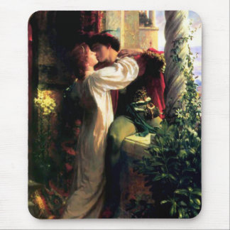 Romeo and Juliet Mouse Pad