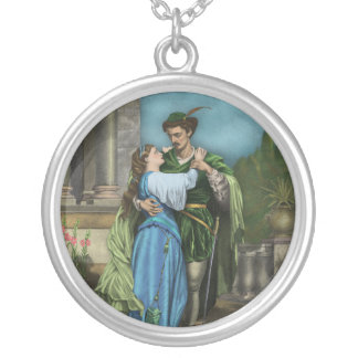 Romeo and Juliet Necklace