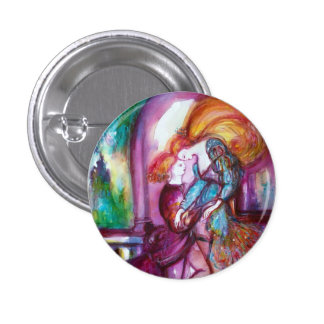 ROMEO AND JULIET PINBACK BUTTON