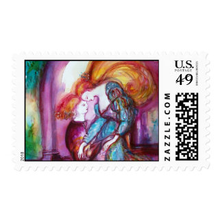 ROMEO AND JULIET STAMPS
