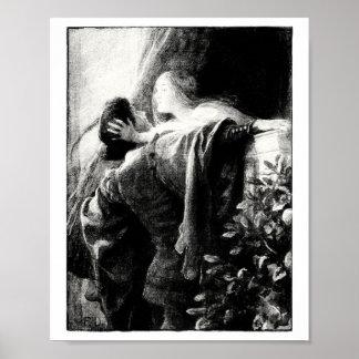 Romeo and Juliet Print