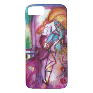 ROMEO AND JULIET Romantic Valentines's Day iPhone 8/7 Case