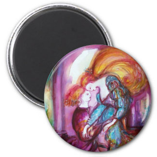 ROMEO AND JULIET Romantic Valentines's Day Magnet