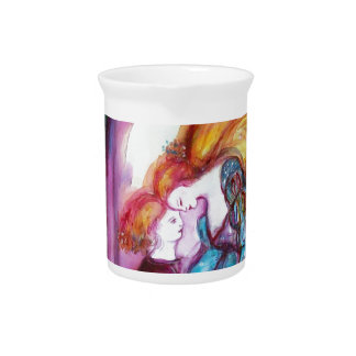 ROMEO AND JULIET Romantic Valentines's Day Pitcher