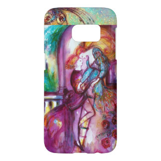 ROMEO AND JULIET Romantic Valentines's Day Samsung Galaxy S7 Case