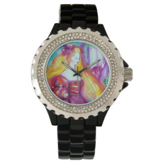 ROMEO AND JULIET Romantic Valentines's Day Wristwatch
