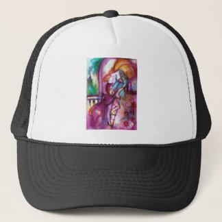 ROMEO AND JULIET TRUCKER HAT