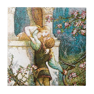 ROMEO AND JULIET VINTAGE.jpg Tile