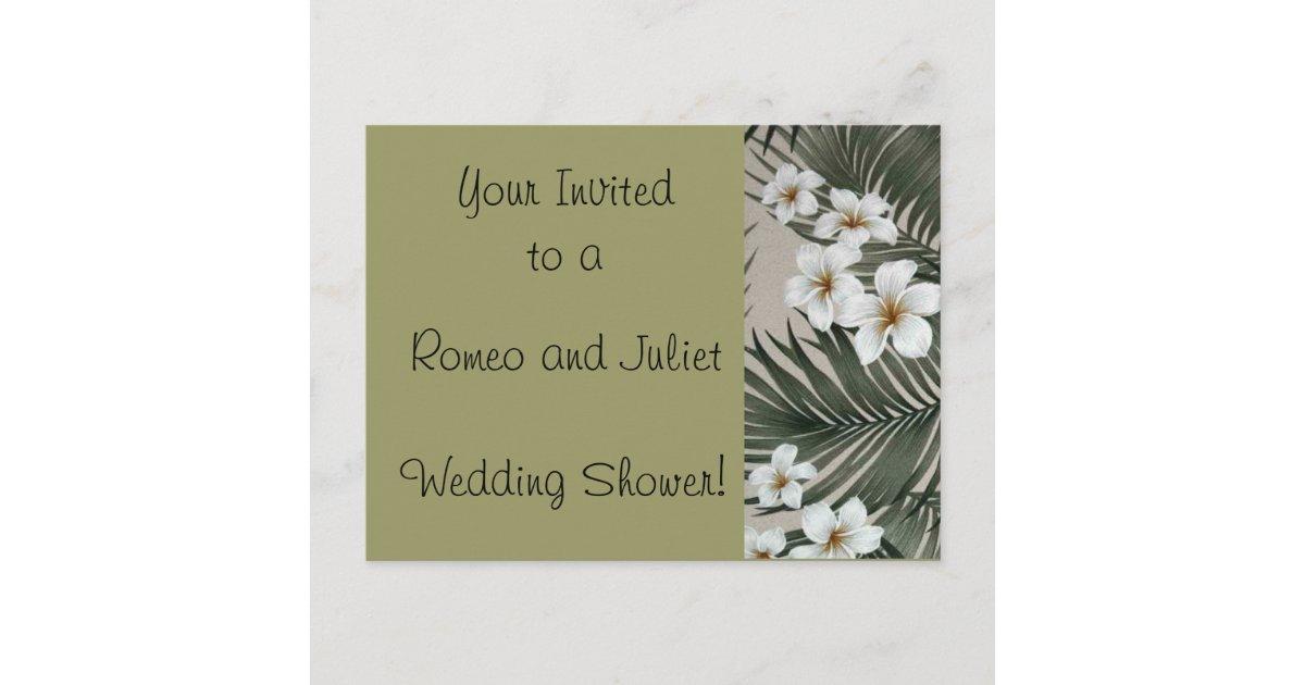 Romeo And Juliet Wedding Invitations: Romeo And Juliet , Wedding Invites