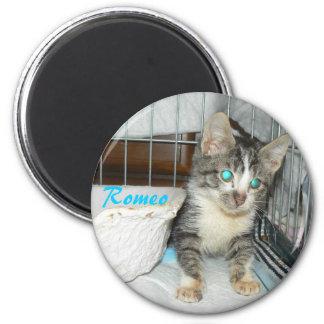 romeo circle magnet
