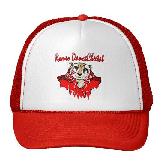 Romeo Dance Cheetah Trucker Hat