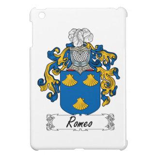 Romeo Family Crest Cover For The iPad Mini
