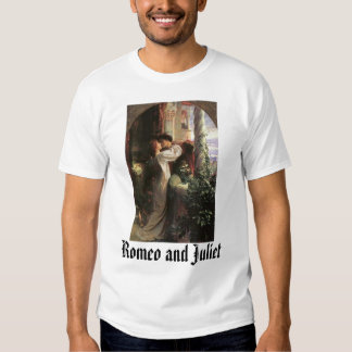 Romeo-Juilet-L, Romeo and Juliet T Shirt