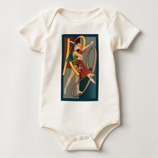 Romeo + Juliet, ballet Baby Bodysuit