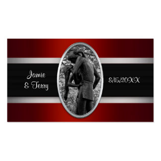 Romeo & Juliet, Central Park NYC Escort Cards Double-Sided Standard Business Cards (Pack Of 100)