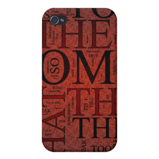 Romeo & Juliet (iPhone 4 - Speck Case) iPhone 4/4S Cover